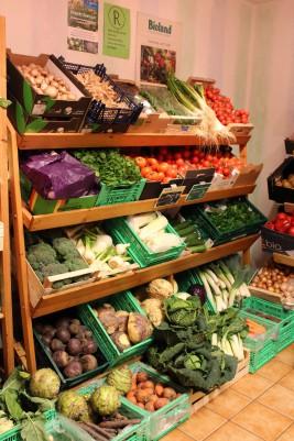 Gemüse Bio-Hofladen